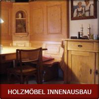 Holzmöbel Innenausbau